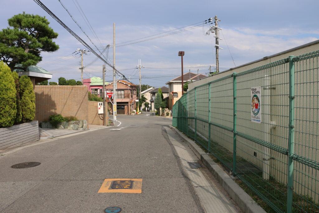 林崎松江海岸駅からBBQエリアまでのアクセス10