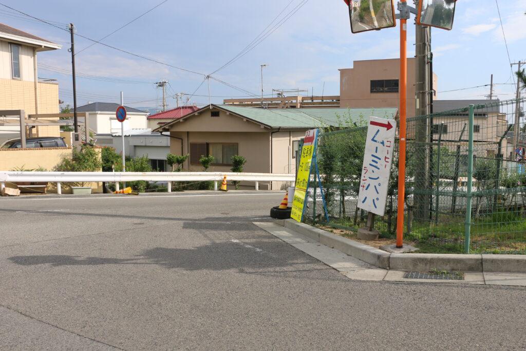 林崎松江海岸駅からBBQエリアまでのアクセス11