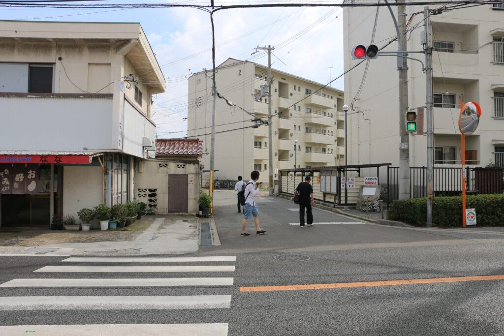 林崎松江海岸駅からBBQエリアまでのアクセス5