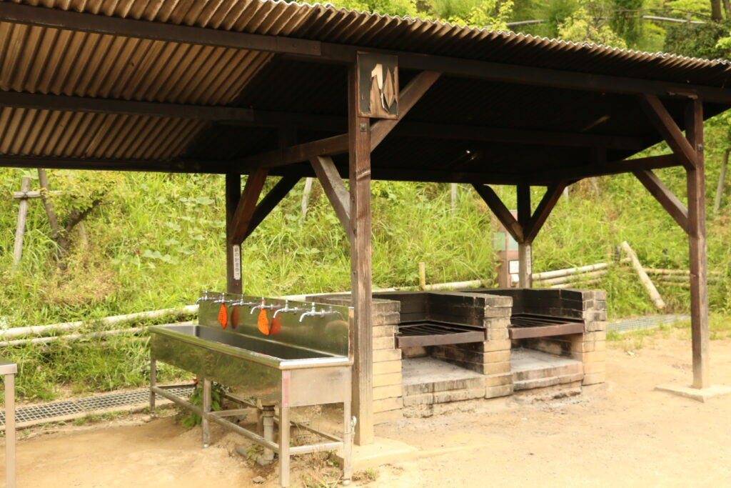 アクトランドYAO洗い場と炉