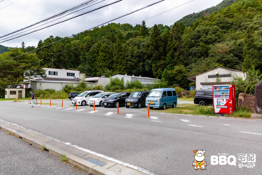 三田市野外活動センター臨時駐車場