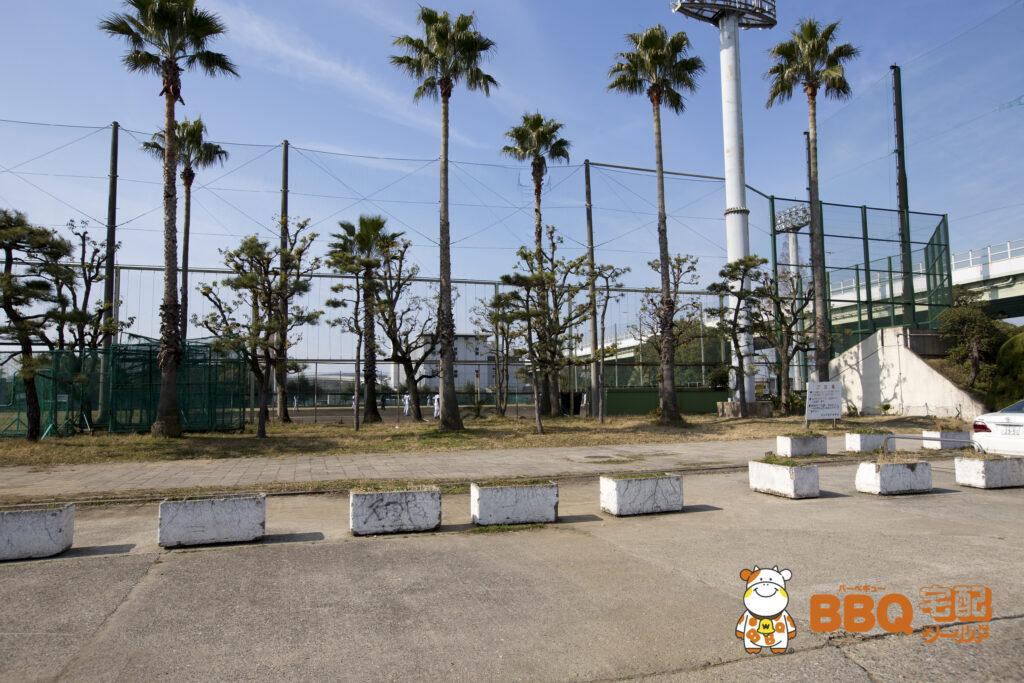 高石市立野外活動センター野球場