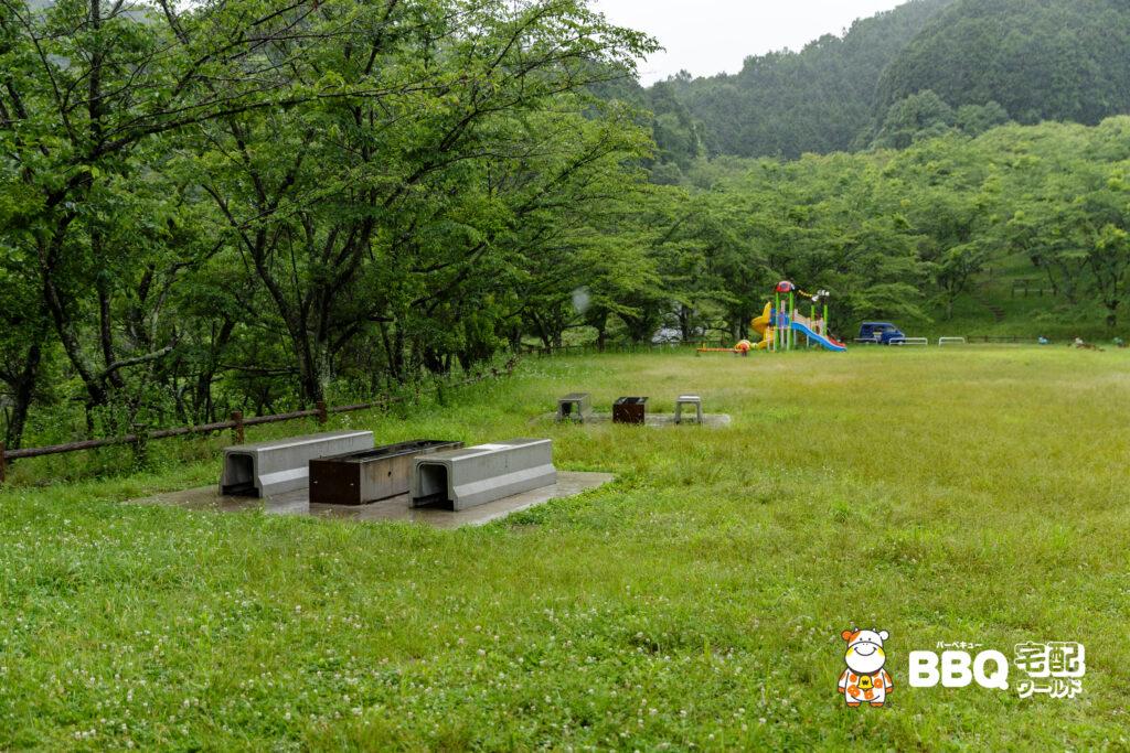 天理ダム風致公園BBQ場5