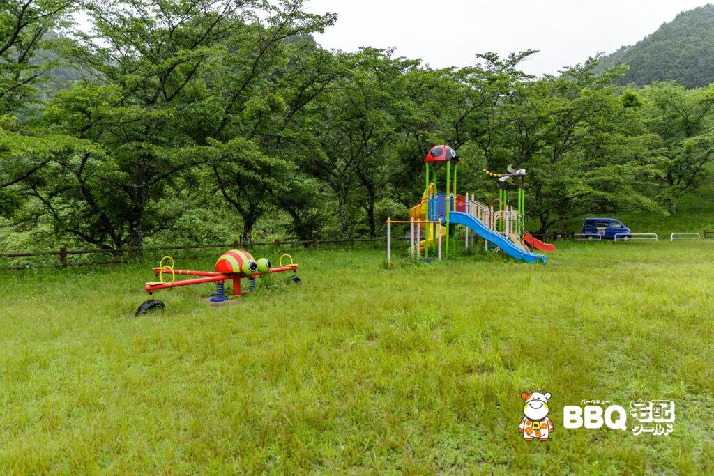 天理ダム風致公園遊具2