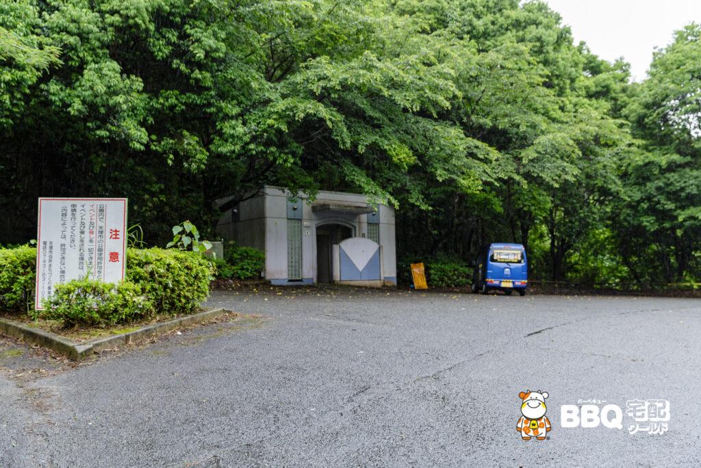 天理ダム風致公園トイレ