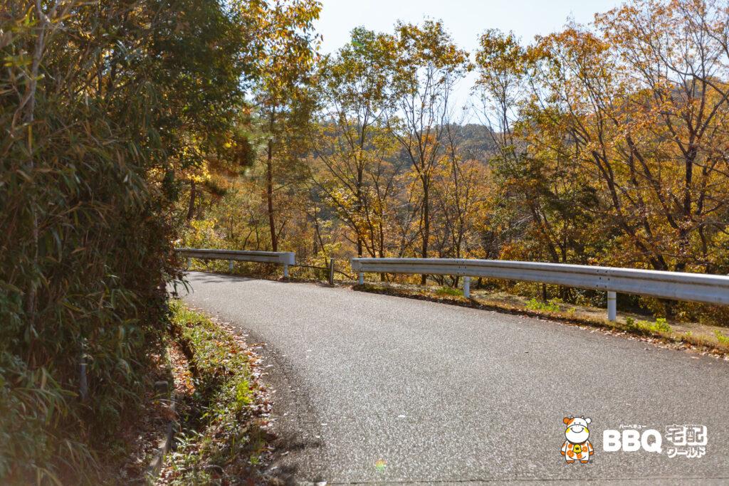 加茂山第2公園アクセス1