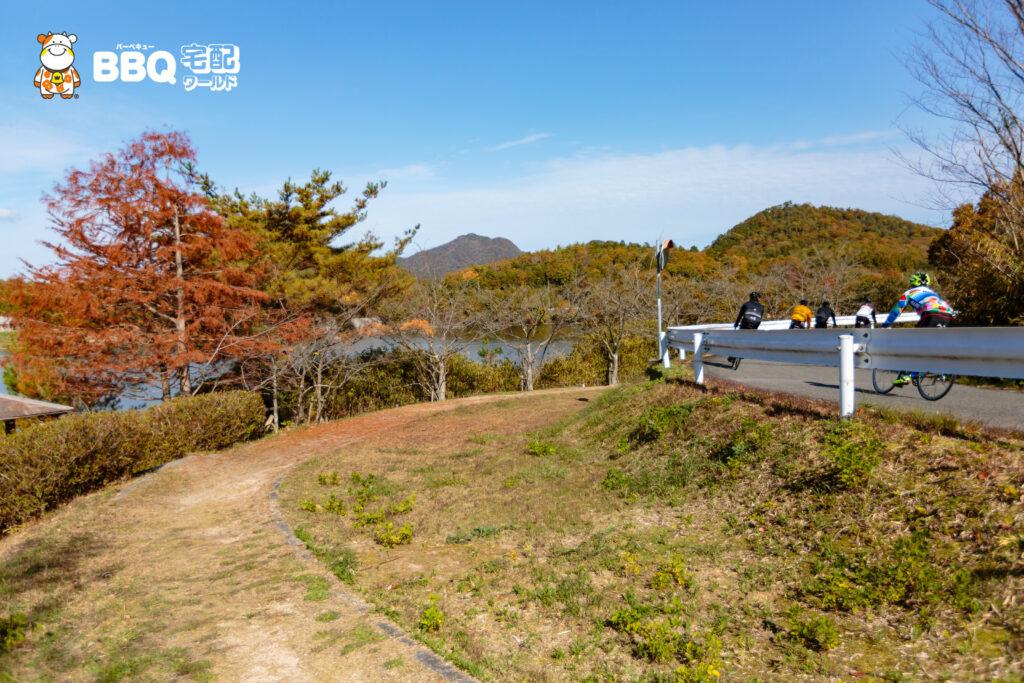 加茂山第2公園アクセス2