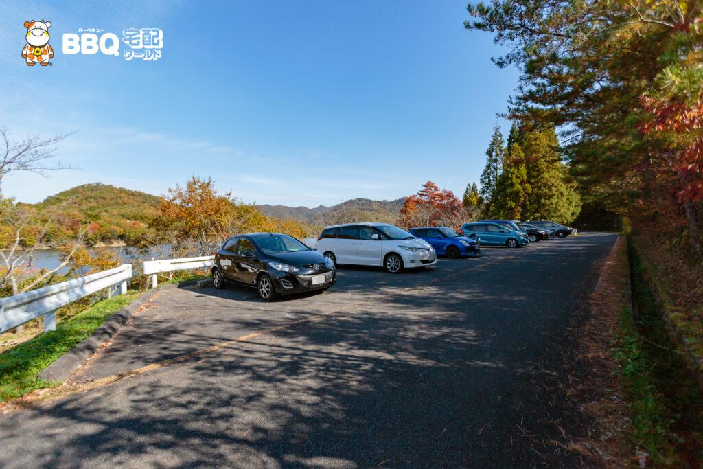 加茂山第2公園駐車場