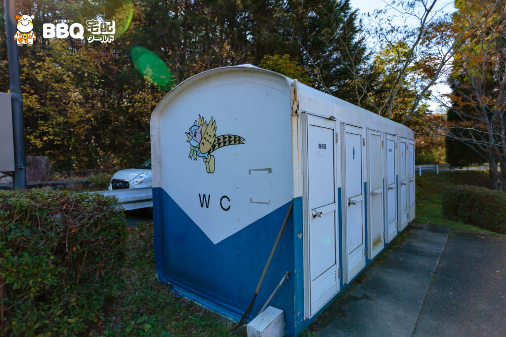 加茂山第2公園トイレ