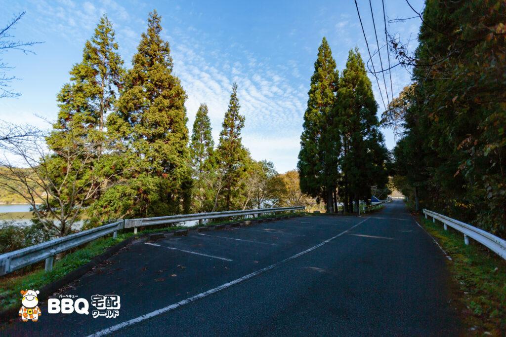 加茂山第3公園駐車場1