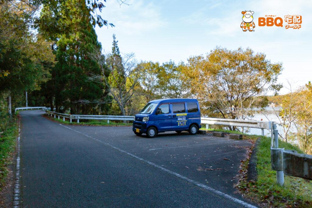 加茂山第3公園駐車場2