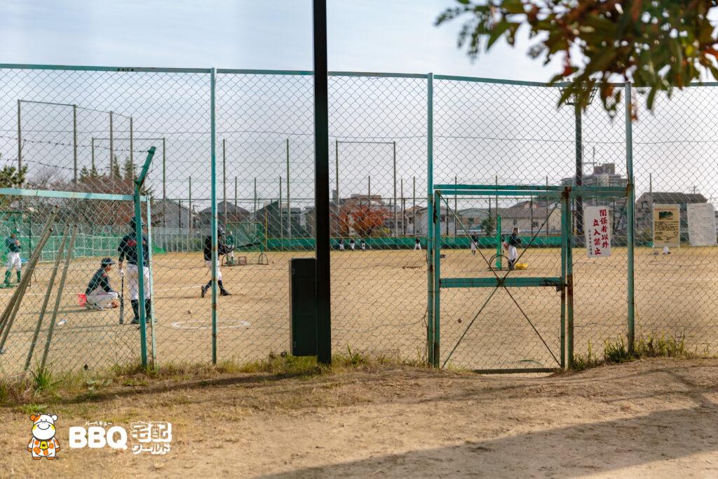 助松公園野球場
