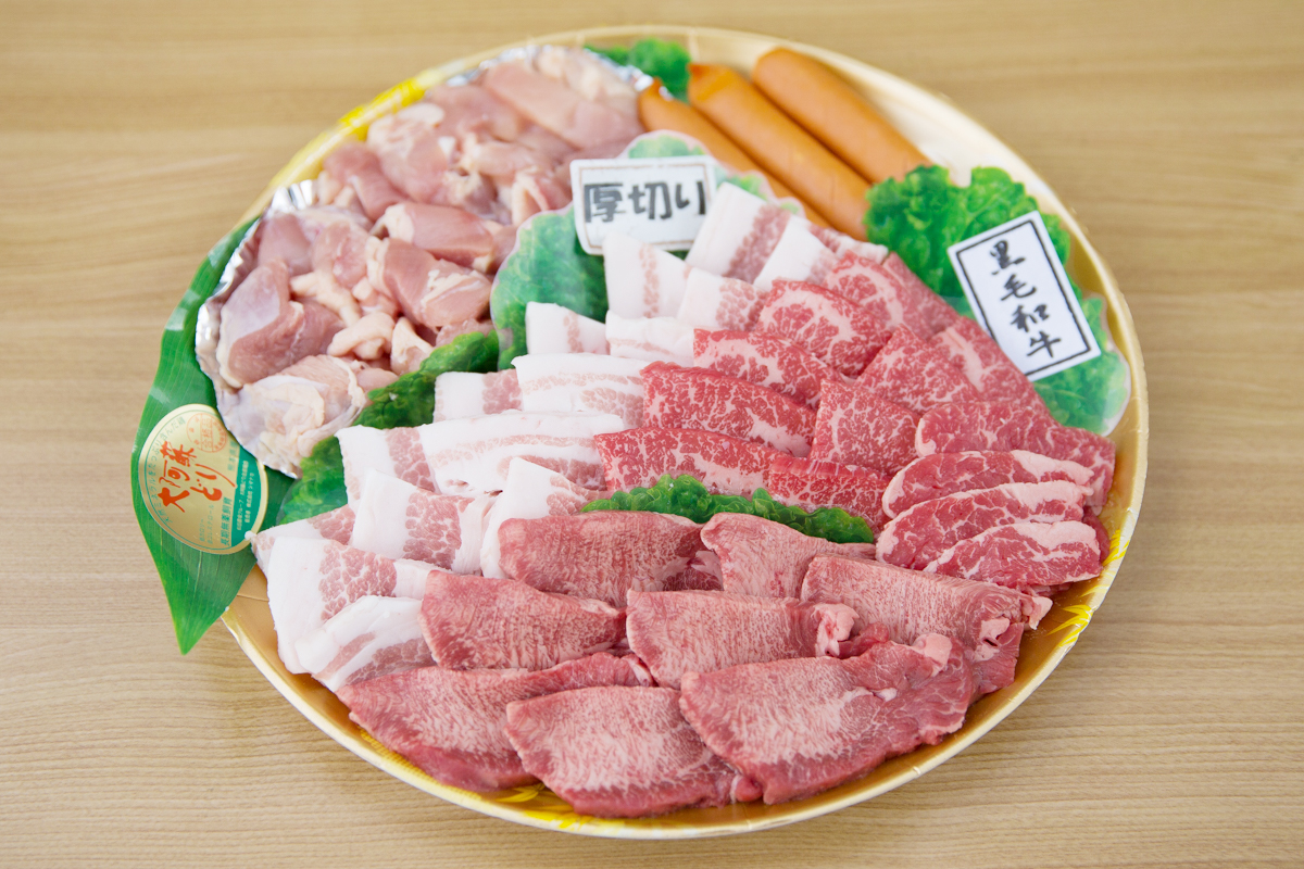 BBQデラックスセットお肉