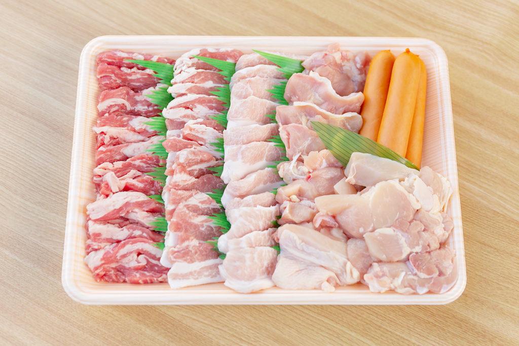 BBQバリューセットお肉