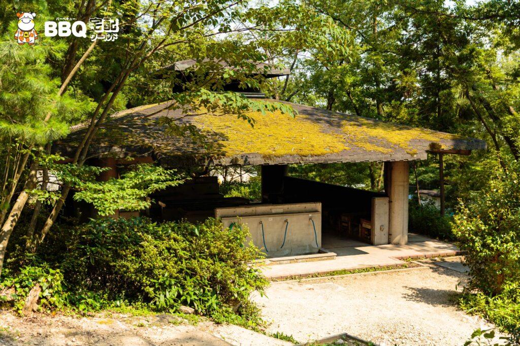 社家郷山キャンプ場炊飯棟2