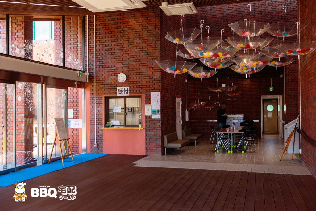 庄内グリーンスポーツセンター管理棟3