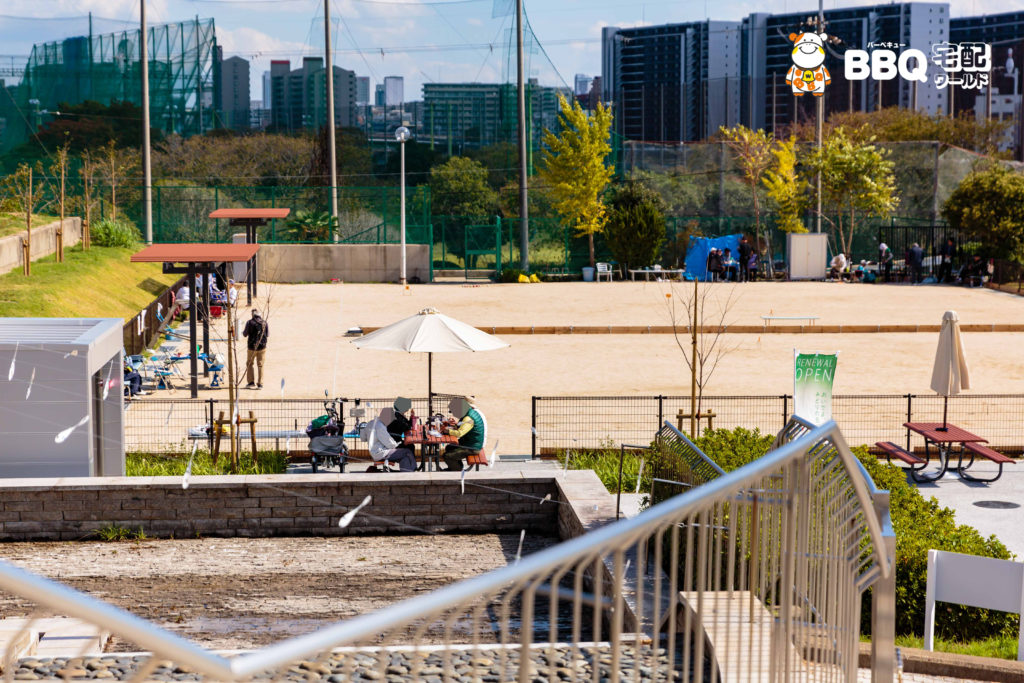 庄内グリーンスポーツセンターゲートボール2