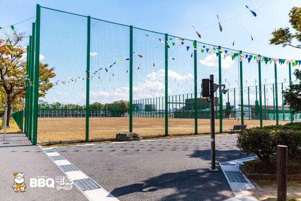 庄内グリーンスポーツセンターグラウンド