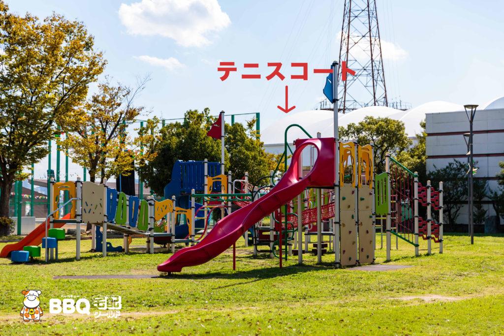 庄内グリーンスポーツセンターちびっこ広場2