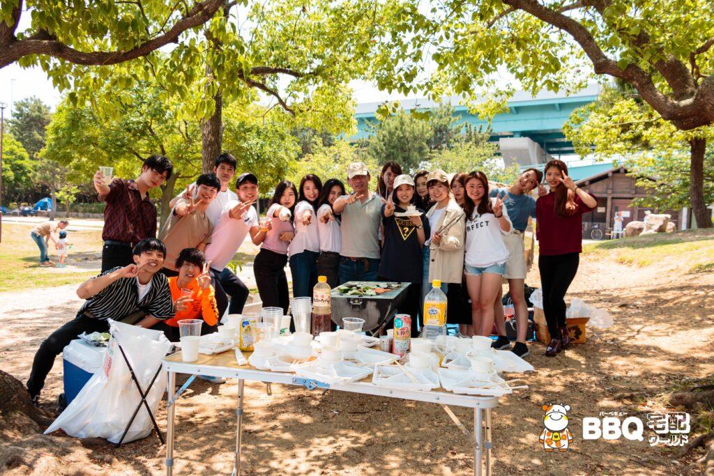 甲子園浜海浜公園BBQエリア【2021年最新詳細情報】