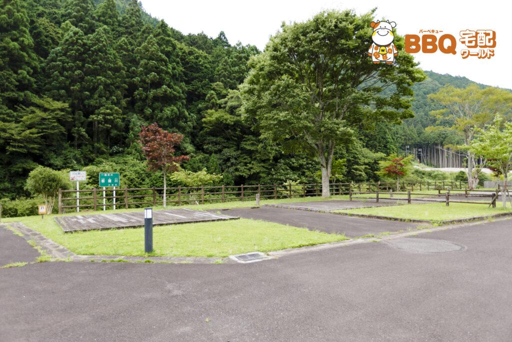 千枚田オートキャンプ場オートキャンプサイト