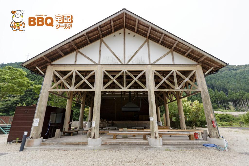 千枚田オートキャンプ場休憩施設
