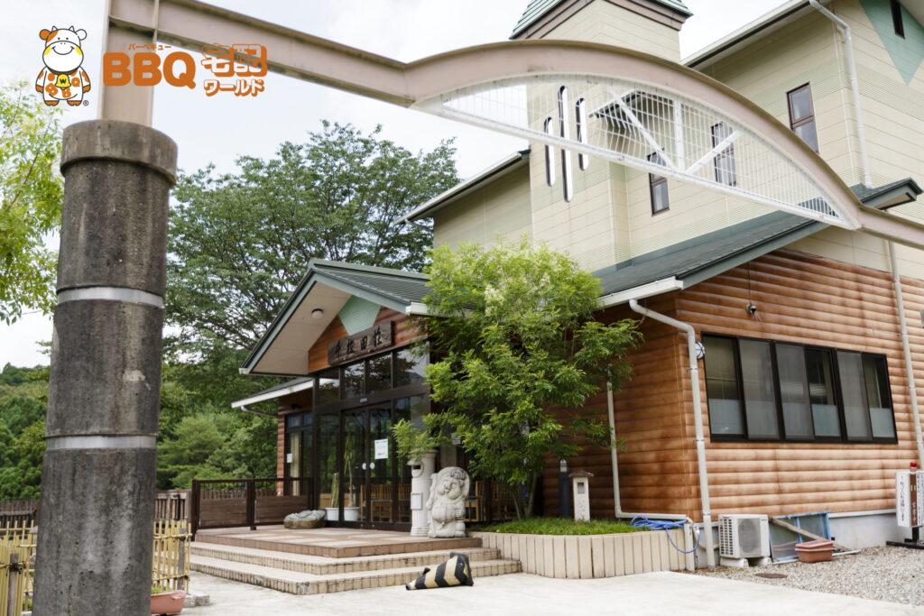 千枚田荘の外観