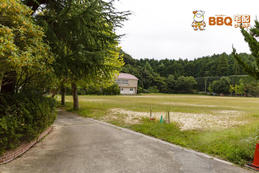 里山ふれあいオートキャンプ場サイト