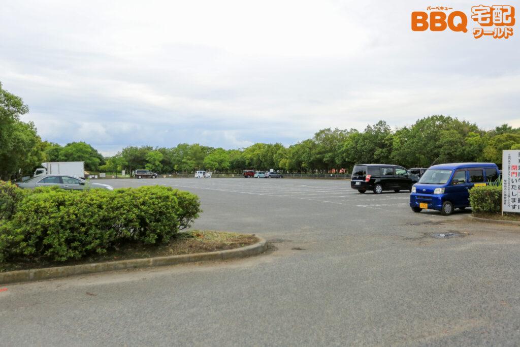 浜工業公園駐車場