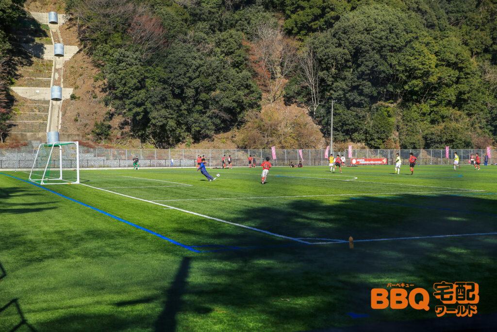 下北山スポーツ公園サッカー